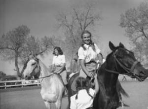 Girls From Hottentot Riding Club